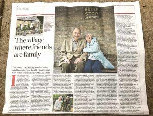 Bledington - The Village where friends are Family