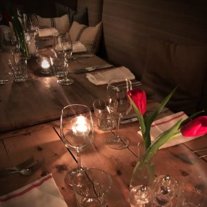Valentines Day In The Cotswolds at The Kings Head Inn Bledington